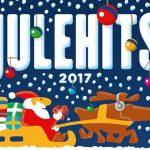 Julehits 2017 på CD
