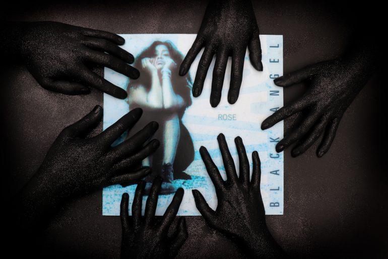 Savage Rose - Black Angel - Vinyl - Ny udgivelse