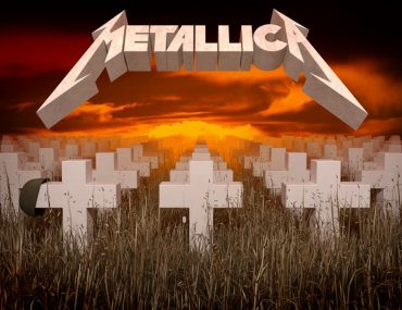 "Metallica ""Master of Puppets"" (remastered) Vinyl og CD"