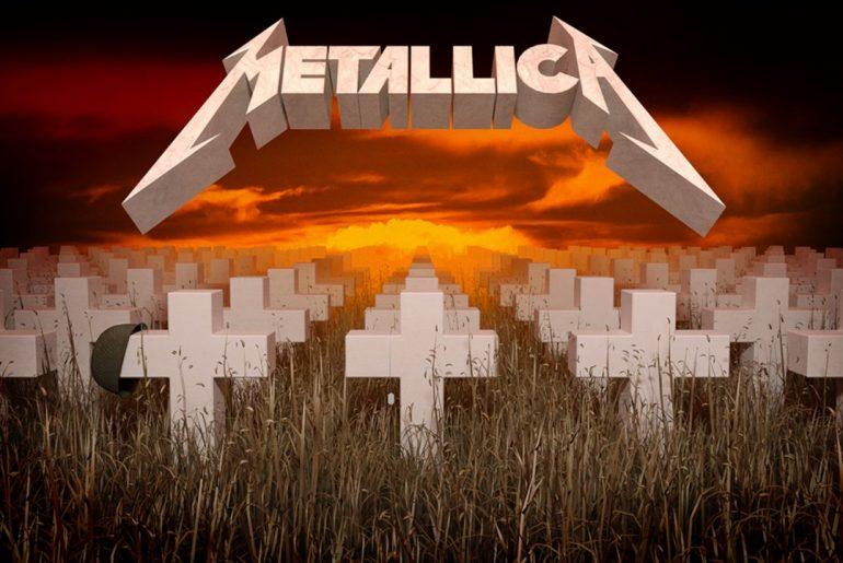 "Metallica ""Master of Puppets"" (remastered) Vinyl og CD"