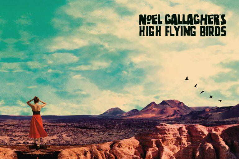 Noel Gallagher's High Flying Birds Who Built The Moon cd vinyl