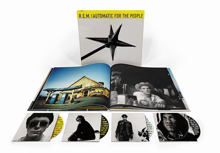 REM - Automatic For The People - Vinyl og CD