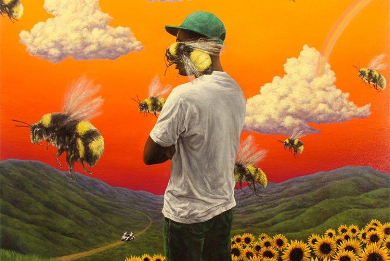Tyler The Creator Flower Boy vinyl