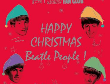 Beatles The Christmas Records vinyl bokssæt