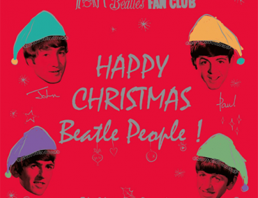 Beatles The Christmas Records vinyl bokssæt