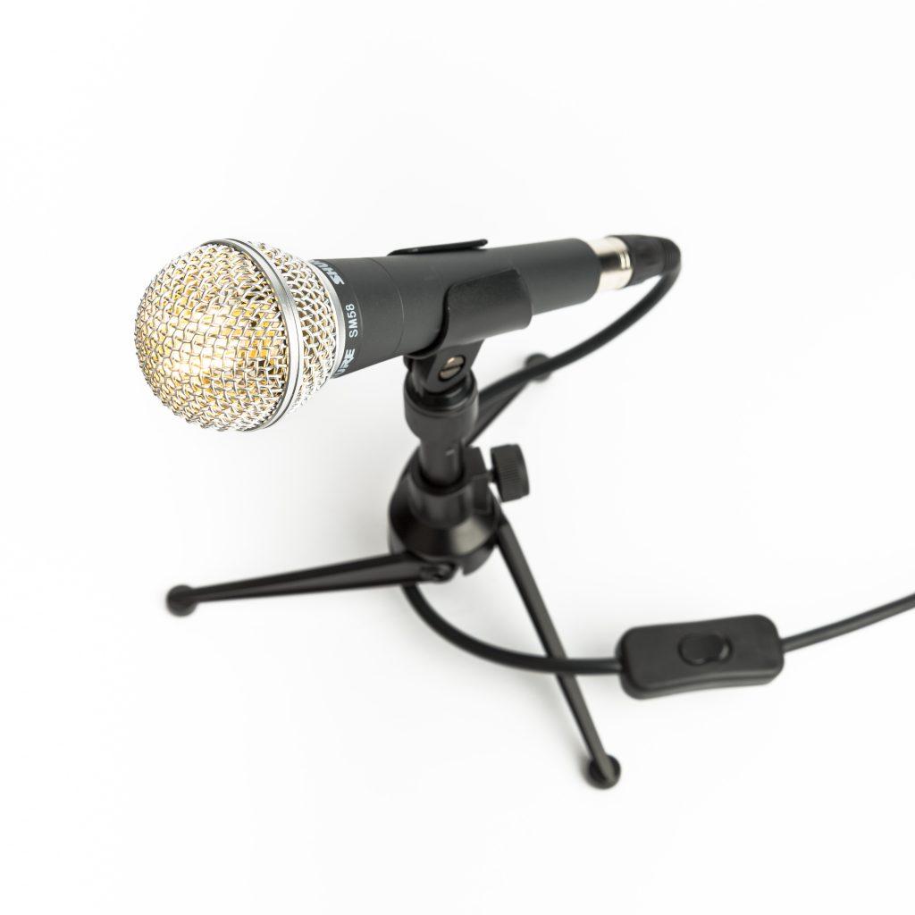 Mikrofonlampe