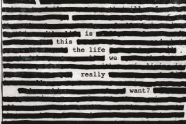 Roger Waters Is This the Life We Really Want cd vinyl