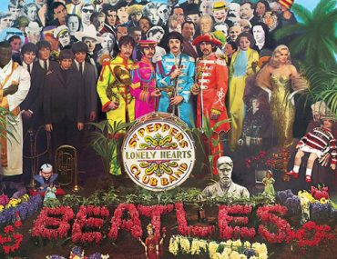 The Beatles Sgt. Pepper's Lonely Hearts Club Band bokssæt cd
