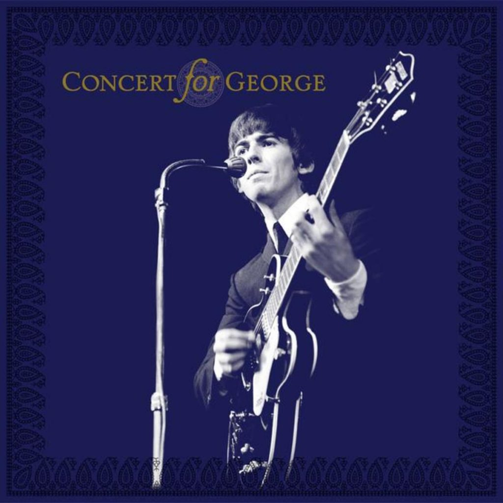 concert for george vinyl cd dvd blu-ray