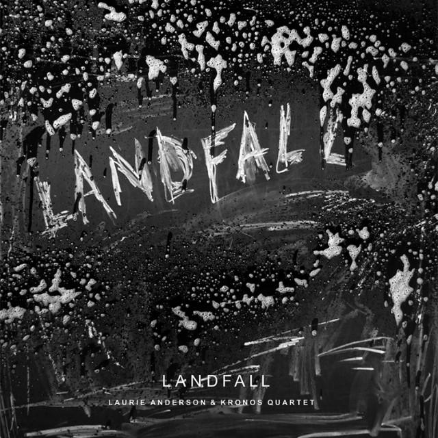 laurie anderson kronos landfall vinyl cd