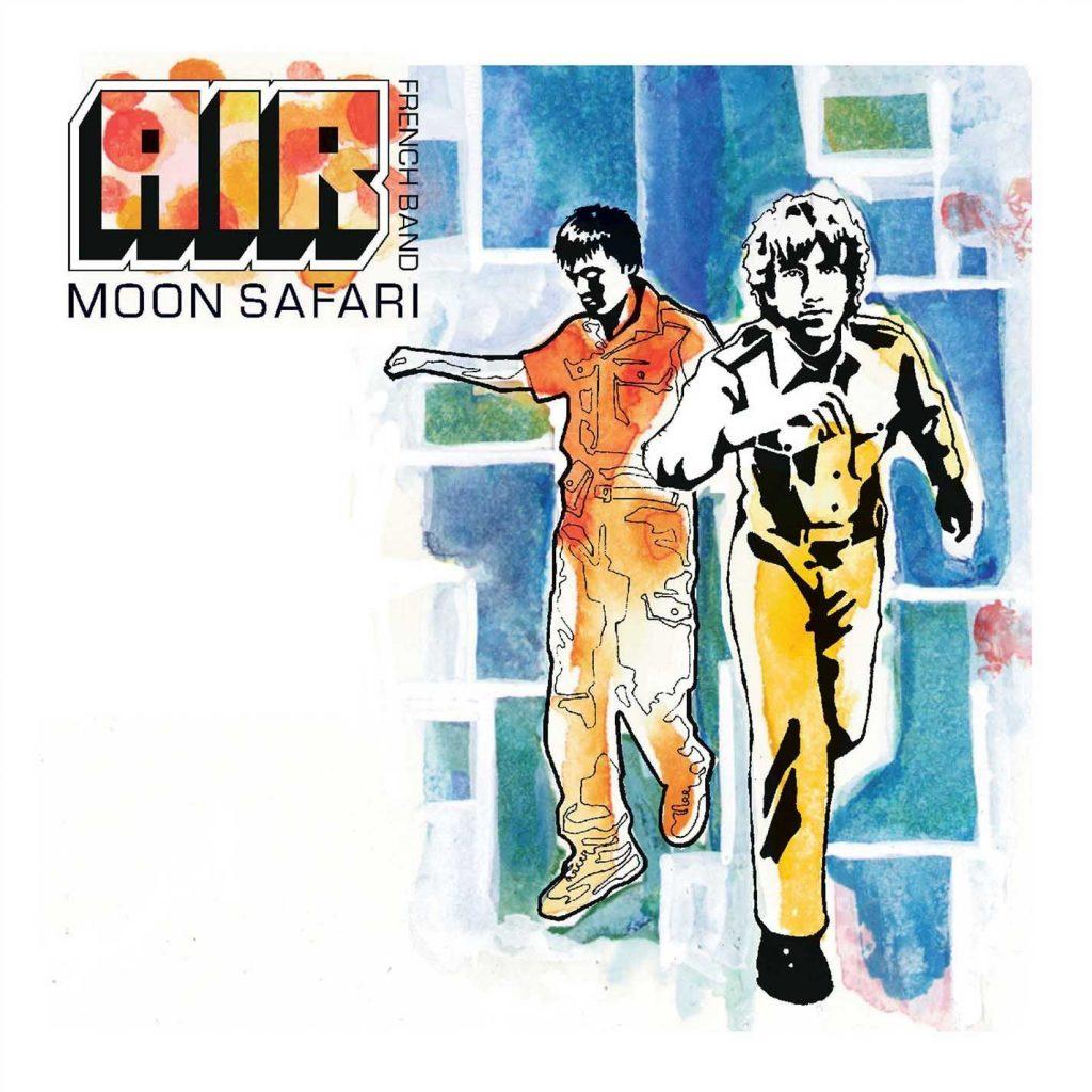 Air - Moon Safari - vinyl