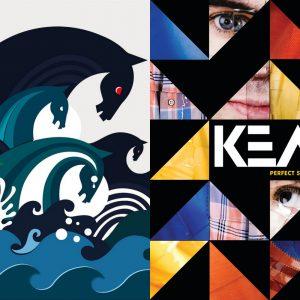 "Keane ""Under the Iron Sky"" + ""Perfect Symmetry"""