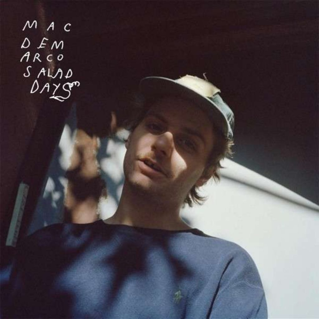 Mac DeMarco Salad Days på vinyl.
