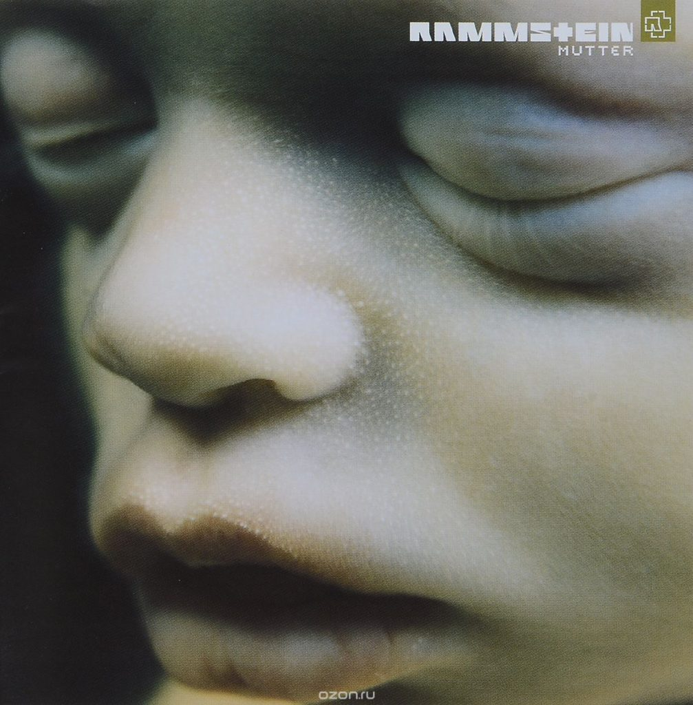 Rammstein Mutter på vinyl.