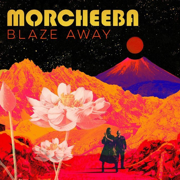 Morcheeba - Blaze Away cd og vinyl