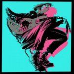 Gorillaz The Now Now på vinyl og cd