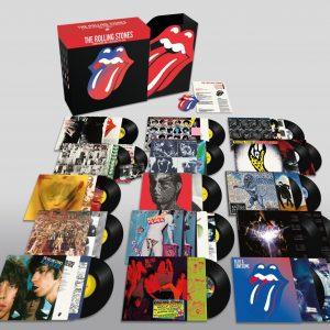 "Rolling Stones ""The Studio Albums Vinyl Collection 1971-2016"""