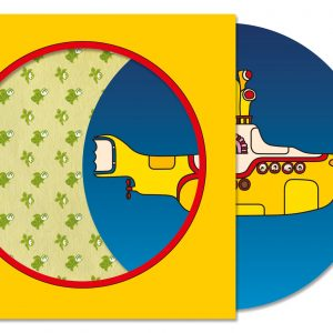 "LP Beatles ""Yellow Submarine"" (picture disc/single)"