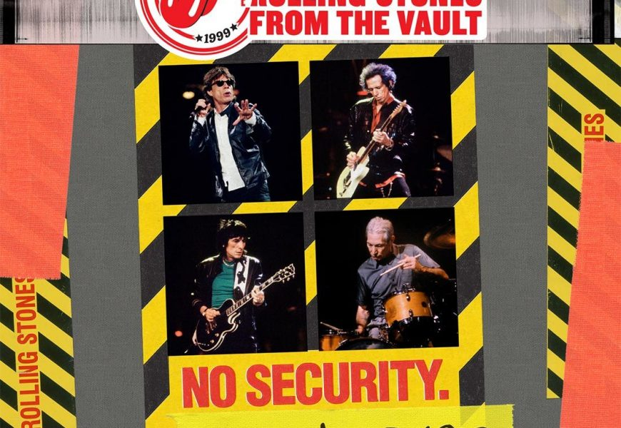The Rolling Stones – From The Vault: No Security. San Jose '99