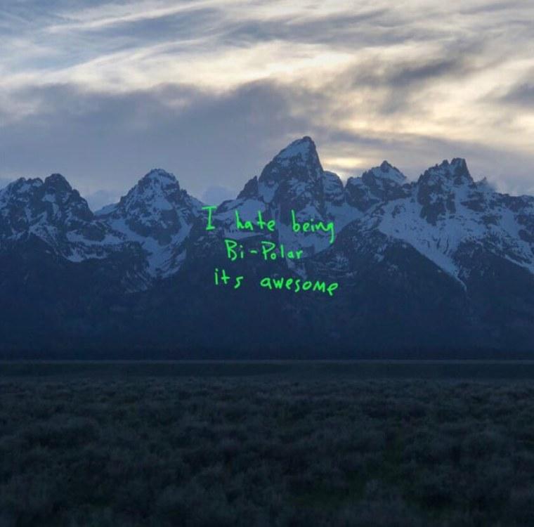 kanye west ye vinyl cd