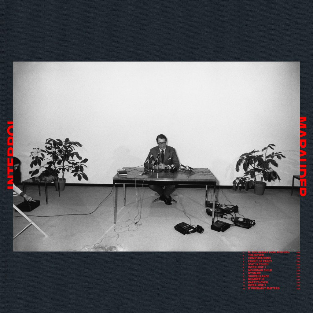 Interpol Marauder (vinyl+cd)