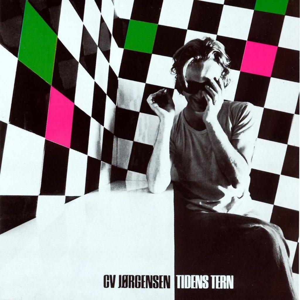 cv jørgensen - tidens tern vinyl