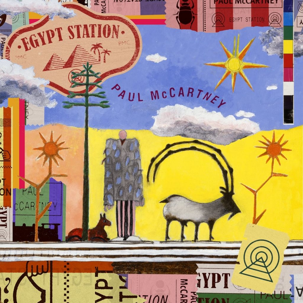 Paul McCartney Egypt Station vinyl