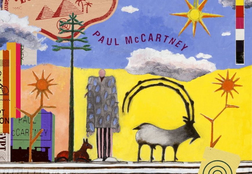 "Paul McCartney ""Egypt Station"""