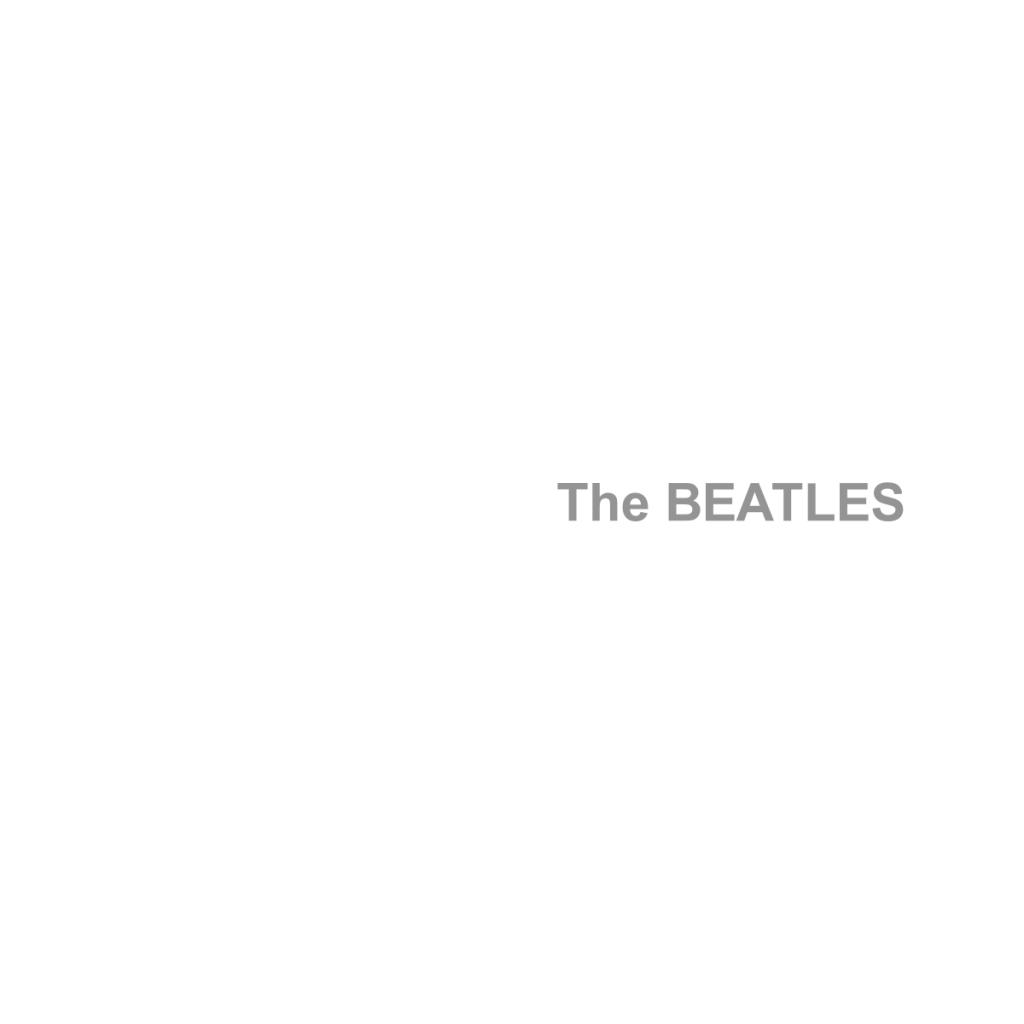 Beatles The White Album (50th Anniversary)