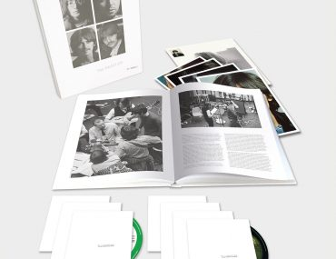 The Beatles - The White Album (50th anniversary) - bokssæt cd vinyl blu-ray bog