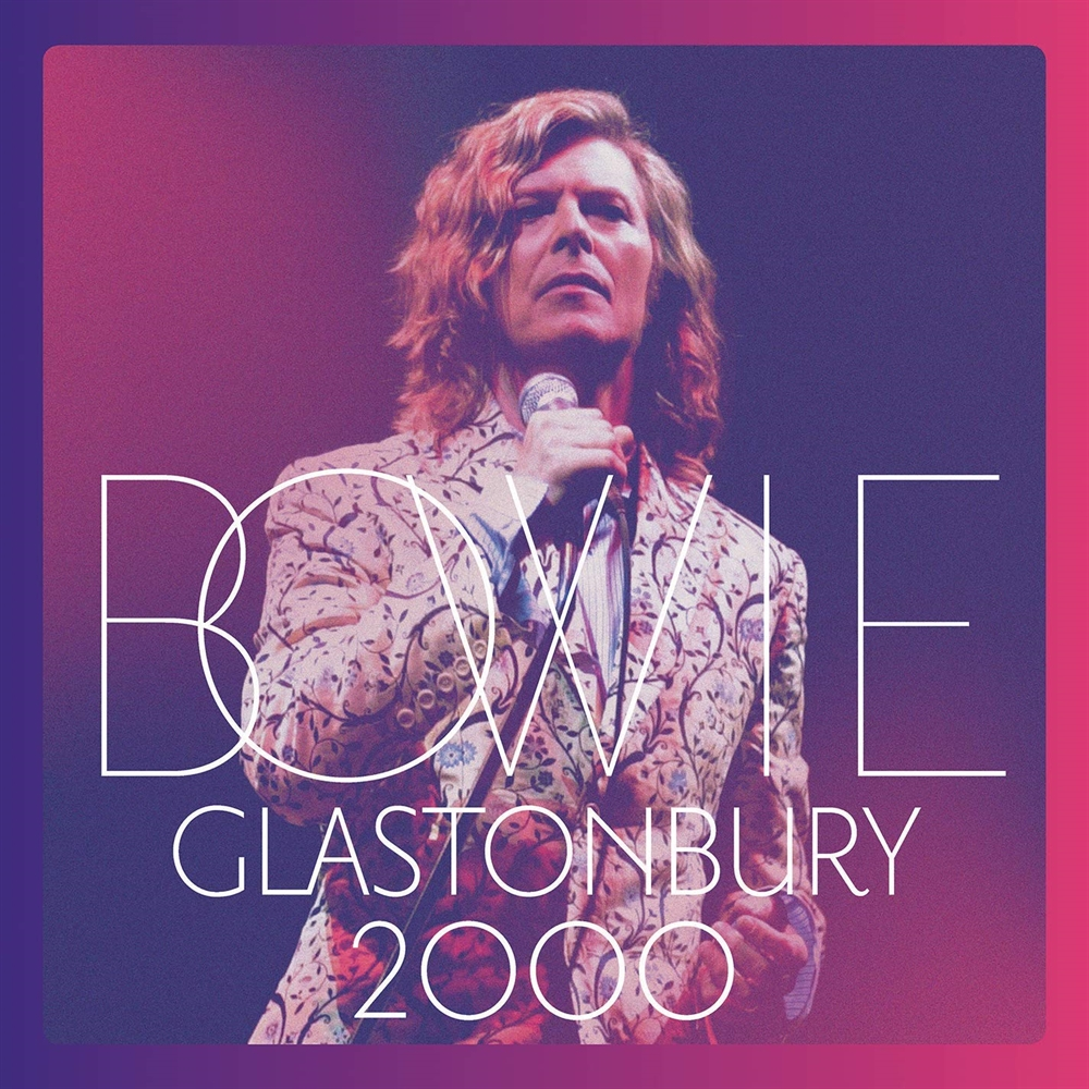 Bowie, David - Glastonbury 2000 vinyl
