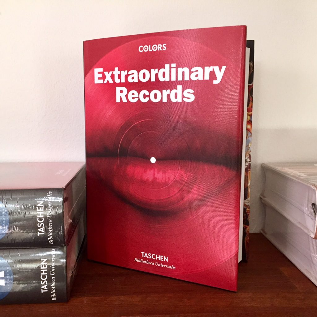 Extraordinary Records - Bog