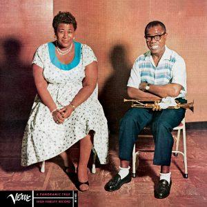 Fitzgerald Ella & Armstrong Louis - Ella & Louie
