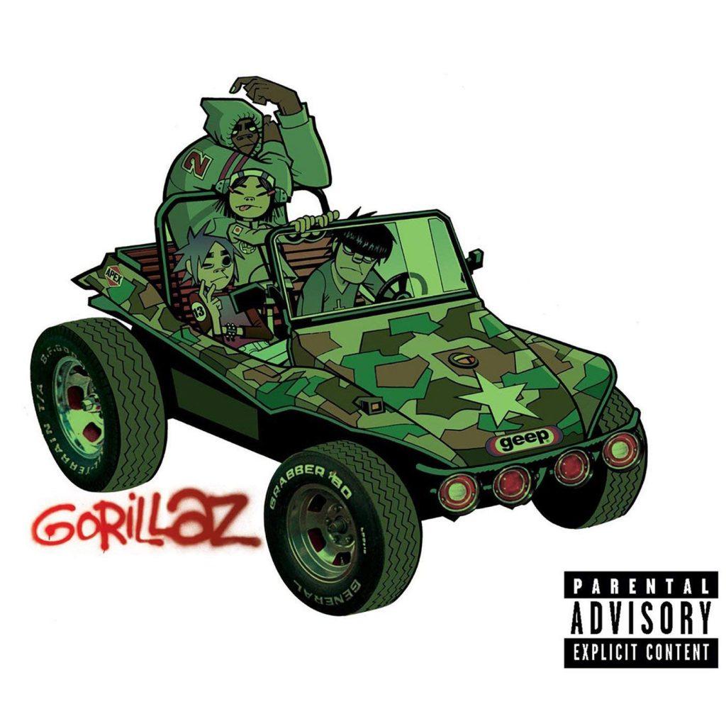 Gorillaz - Gorillaz vinyl
