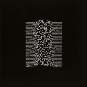 Joy Division - Unknown Pleasures vinyl