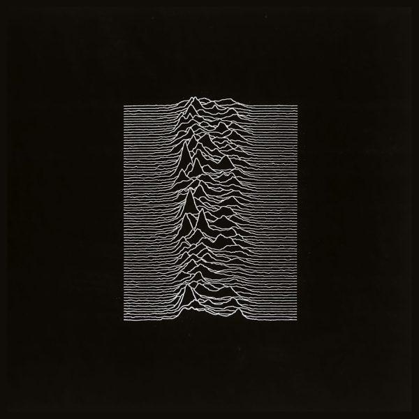 Joy Division - Unknown Pleasures vinyl