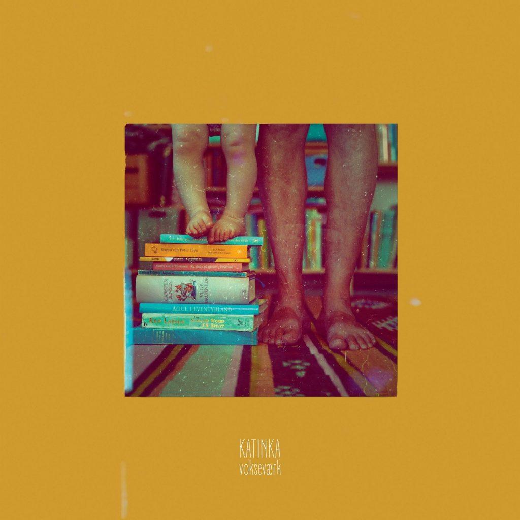 Katinka - Vokseværk vinyl