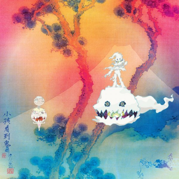 Kids See Ghosts:Kanye West:Kid Cudi - Kids See Ghost