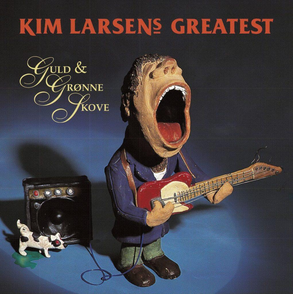 Larsen, Kim - Guld & Grønne Skove vinyl