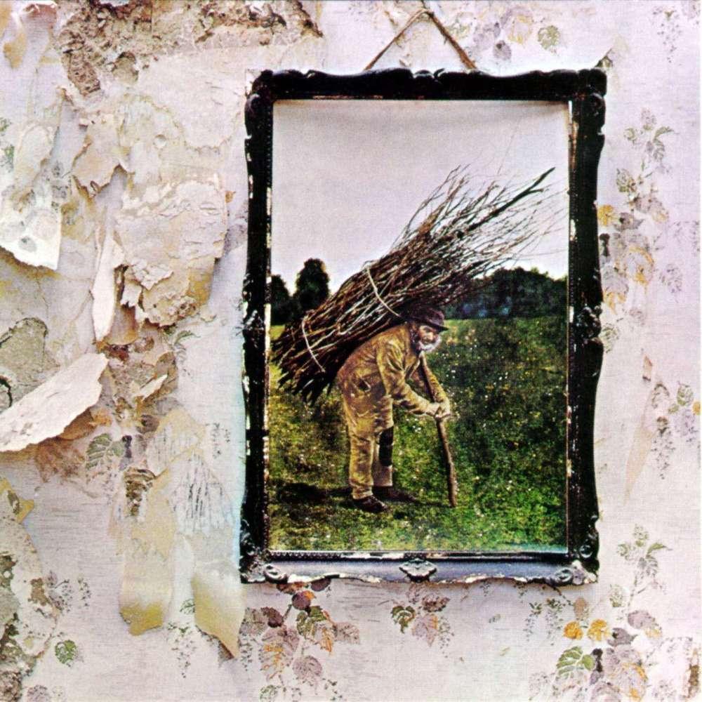 Led Zeppelin IV vinyl