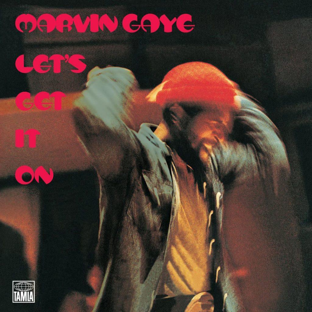 Marvin Gaye - Let's Get It On vinyl