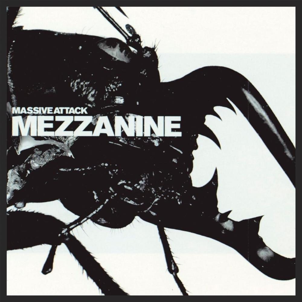 Massive Attack - Mezzanine vinyl