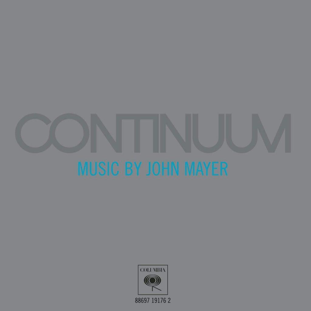 Mayer, John - Continuum +1 vinyl