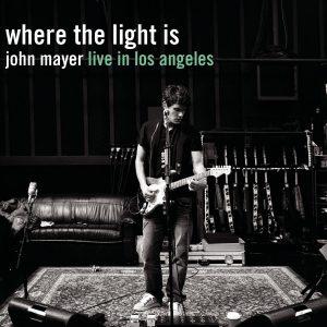 Mayer, John - Where The Light Is vinyl