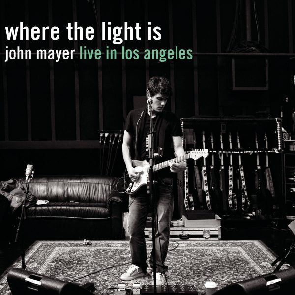 Mayer, John - Where The Light Is vinyl