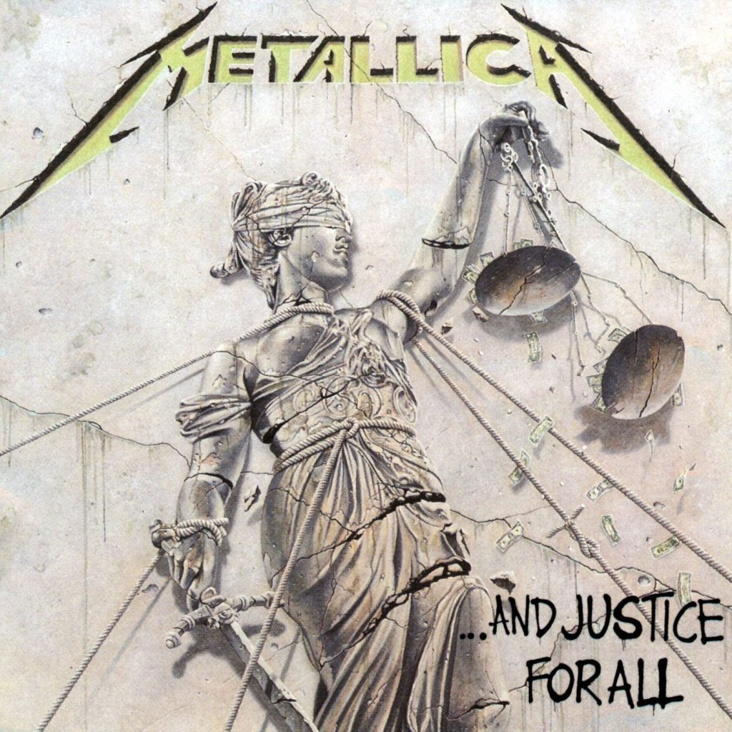 Metallica - ... And Justice For All vinyl