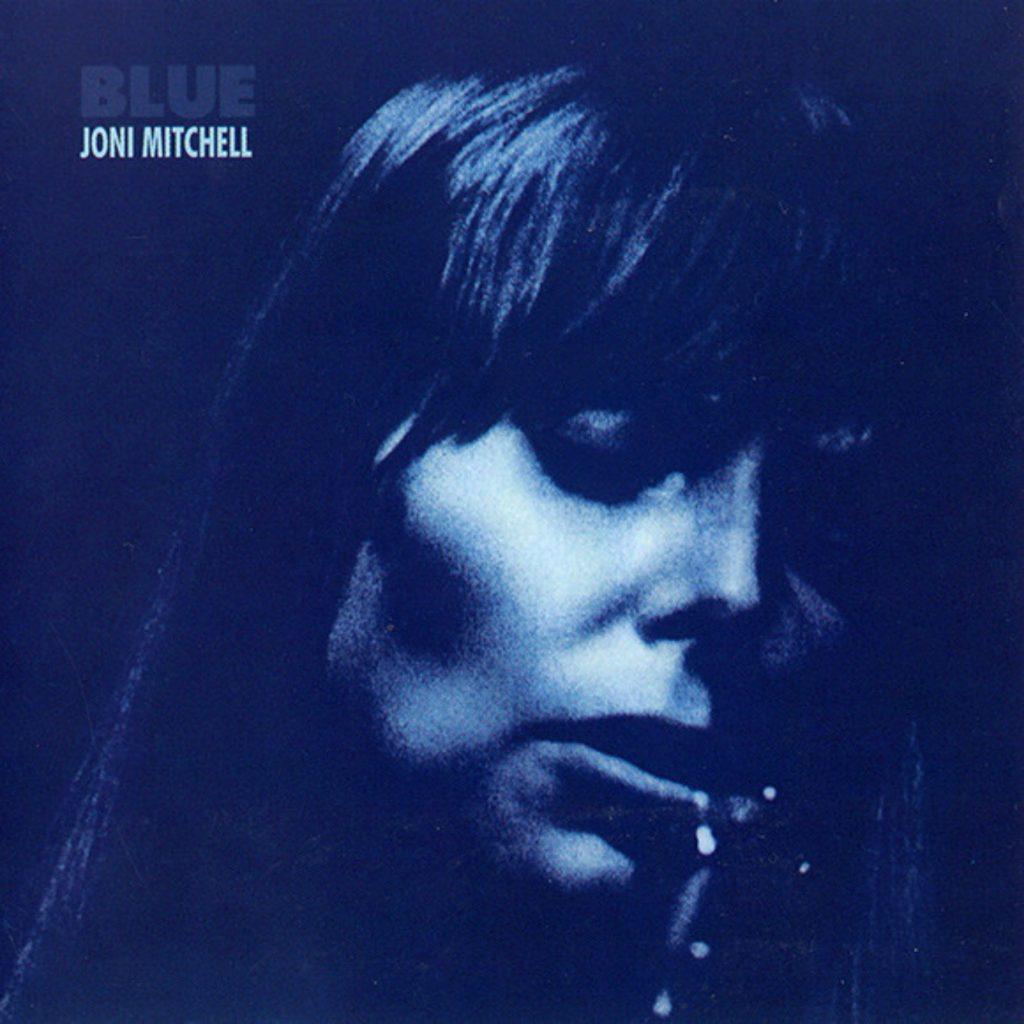 Mitchell, Joni - Blue vinyl
