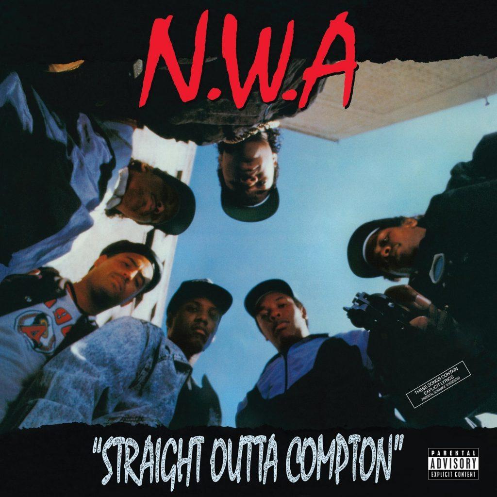 N.W.A. - Straight Outta Compton vinyl