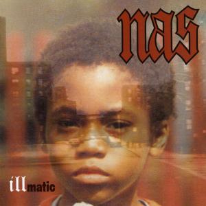 Nas - Illmatic - vinyl