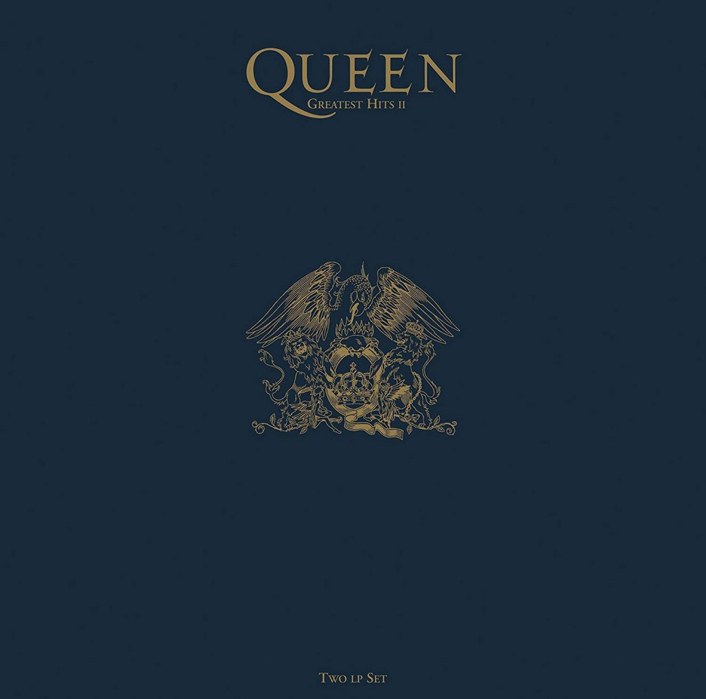Queen - Greatest Hits II vinyl